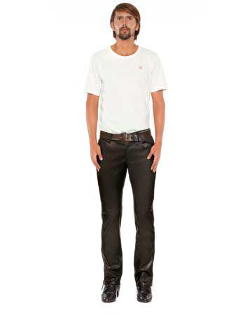 BLACK-SLIM-FIT-LEATHER-TROUSER-full-3