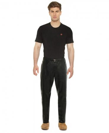 BLACK-LAMBSKIN-LEATHER-JOGGER-PANTS-full