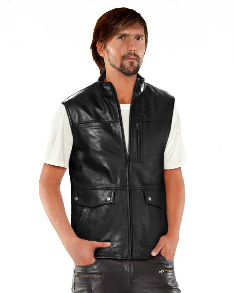 BROWN-LEATHER-VEST-WITH-FLAP-POCKETS-front-3