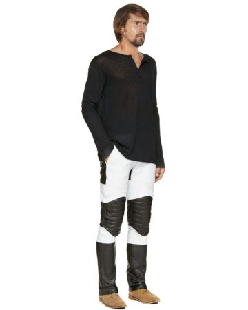 COLOR-BLOCKED-LEATHER-PANTS-WITH-QUILTED-PANELS-full-2