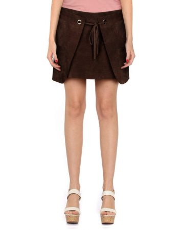 front-drawstring-closure-suede-skirt-front-2