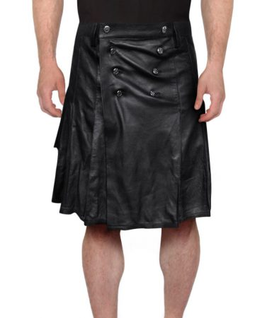PLEATED-LEATHER-KILT-front-1-2