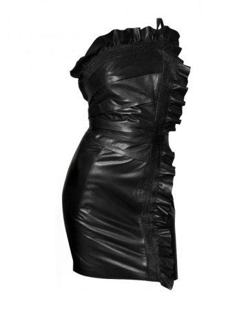 Black-Women-Leather-Dress-front_2-e1444633479782-1