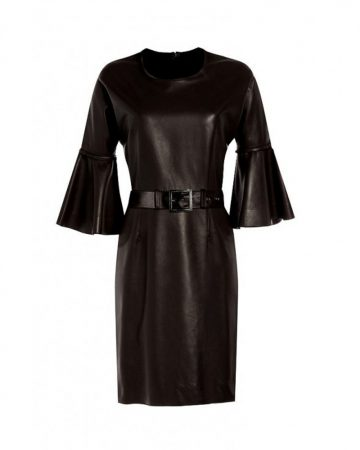 leatherv-dress-with-cropped-riffled-sleeves-front-e1444633847717-1