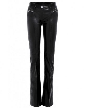 Skinny-Flared-Leather-Pants-e1444393570111-1