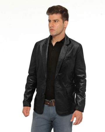 SLIM-FITBLACK-LEATHER-TWO-BUTTONED-BLAZER_front_half_5-e1445234915873-1