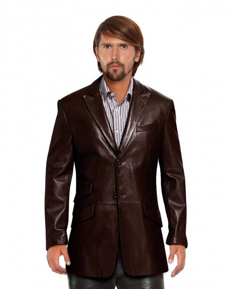 TWO-BUTTONED-LAMBSKIN-LEATHER-BLAZER-WITH-FLAP-DETAILING-e1445236092800-1