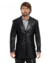 TWO-BUTTONED-LAMBSKIN-LEATHER-BLAZER-WITH-WELT-FLAP-POCKETS_-e1445236388915-1