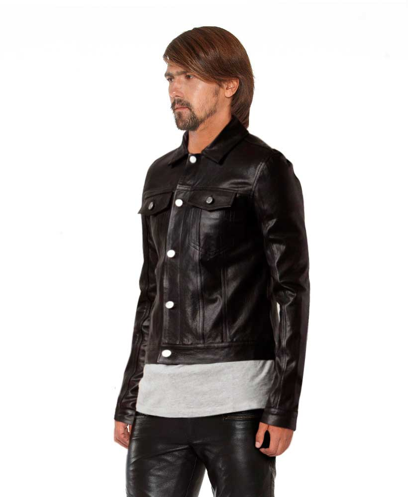 Cool Leather Jackets and Denim Jacket for Men - LeatherRight