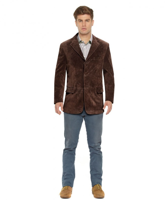 Mens Blazer Jacket Online - LeatherRight